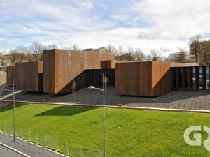 Inauguration du musée Soulages