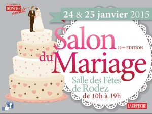 22eme Salon du Mariage Rodez