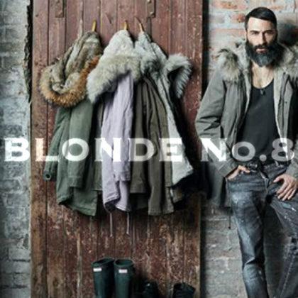 Blonde N°8
